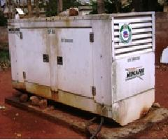 Figure 8: Giant Generator for Round the Clock Power